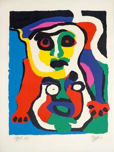 Karel Appel, 'Untitled #1 ', 1975