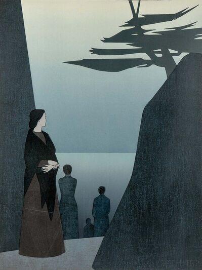 Will Barnet, 'Way to the Sea', 1981