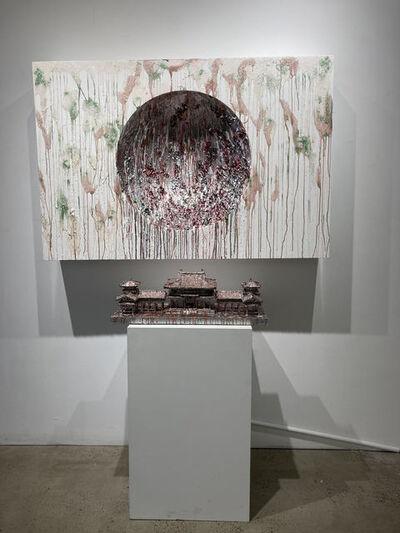 Nakakita Hiroko, 'Cherry Blossom Dancing Country', 2019