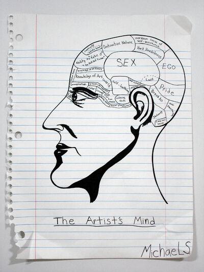 Michael Scoggins, 'The Artist Mind', 2008