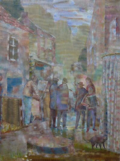 Peter Busch, 'Alley', 2018