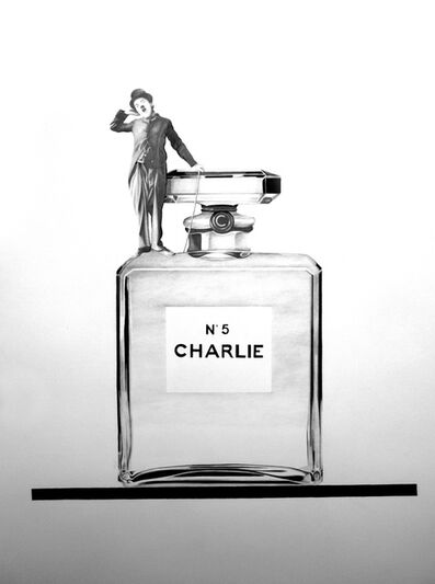 Day-z, 'Charlie no. 5 bottle', 2013