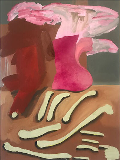 Odessa Straub, 'Bone Meal for Cherries', 2019