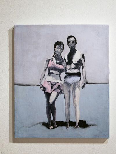 Luca Giovagnoli, 'Secret Beach', 2019