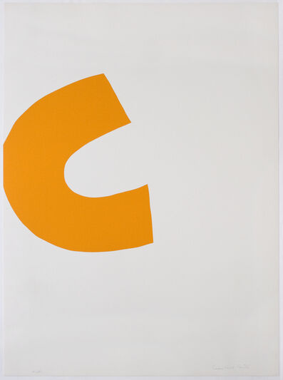 Leon Polk Smith, 'Color Forms (C)', 1974