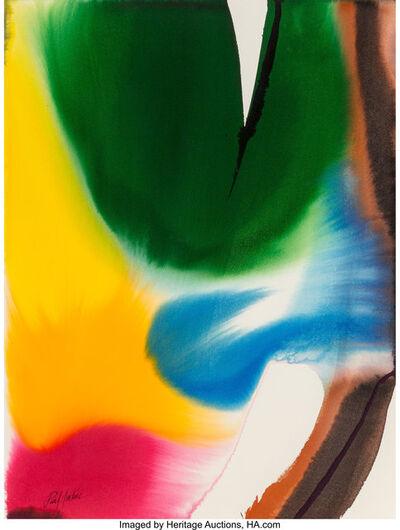 Paul Jenkins, 'Phenomena Emissary', 1976