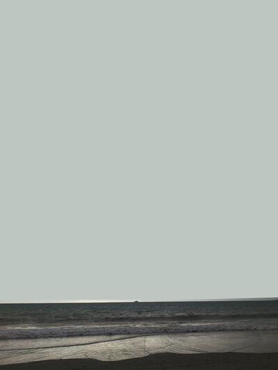 Anna Vogel, 'Salto di Quirra I', 2016