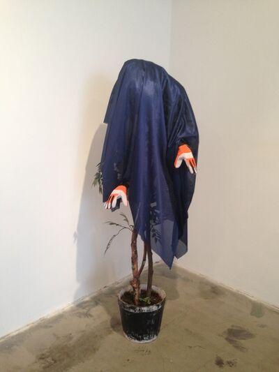 GORDON HOLDEN, 'GHOST', 2015