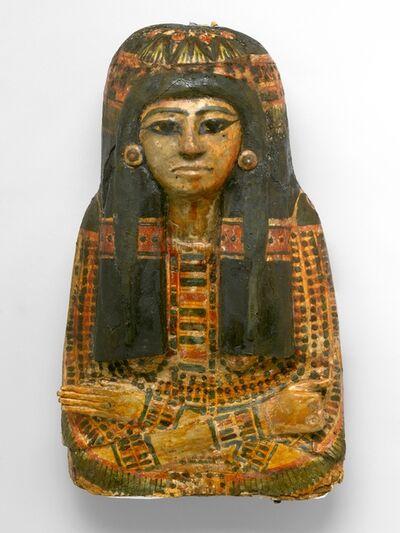 Unknown Artist, 'Mummy Mask of Bensuipet', ca. 1292 BCE