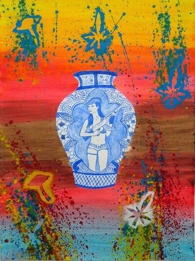 Eduardo Sarabia, 'Desert Pop 12', 2014