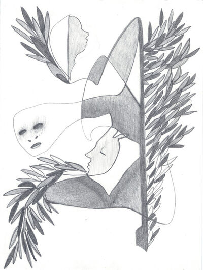 Sarah Brenneman, 'Drawing 01', 2019