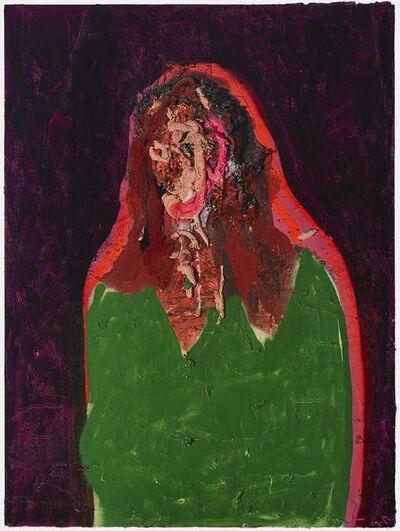 Kim Dorland, 'Untitled (Lori)', 2009