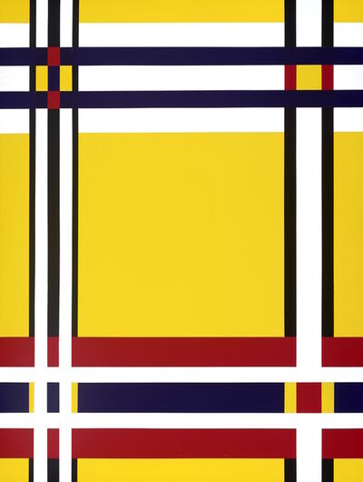 Linda Arreola, 'Untitled (Med. Yellow)', 2015