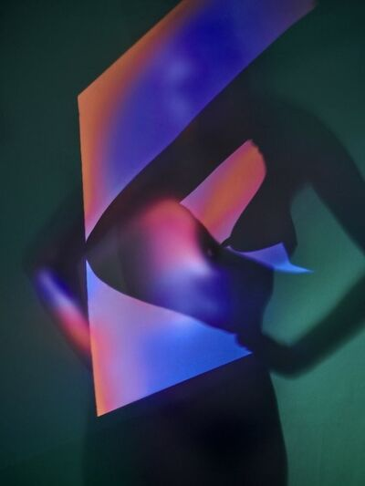 Carli Hermès, 'Distortion - Squared', 2018