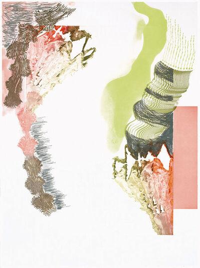 Pia Fries, 'Rake', 2007