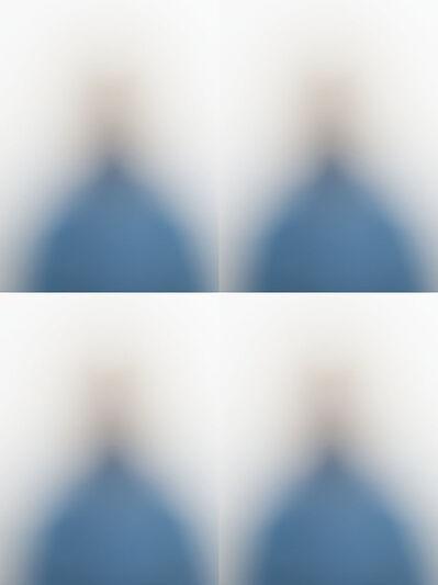 Xu Yong, '18% Gray:Id portrait:Jin Xiaoming', 2011