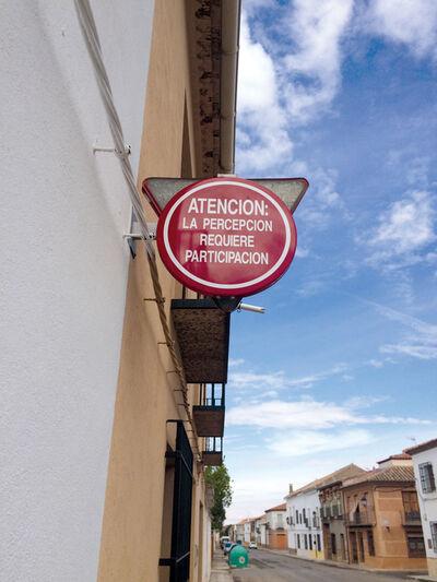 Antoni Muntadas, 'On Translation: Warning', 2015