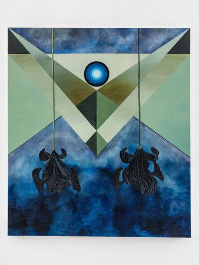 Anna Pajak, 'Under Blue ', 2021