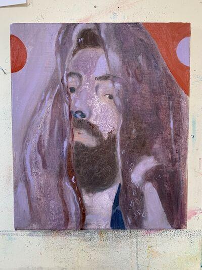 Aaron Michael Skolnick, 'Veil', 2020