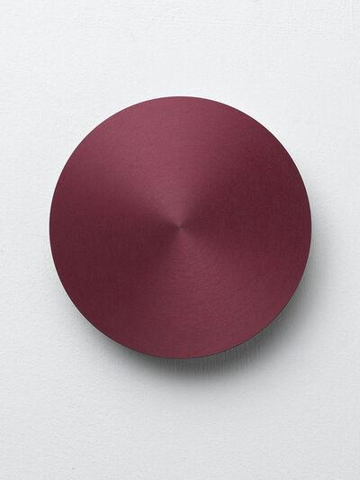 Ann Veronica Janssens, 'Piccolo disco Rosso Novalux', 2020