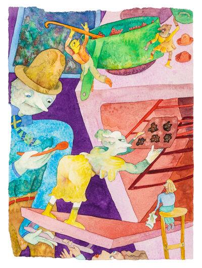 Gladys Nilsson, 'Taster's Choice', 1994