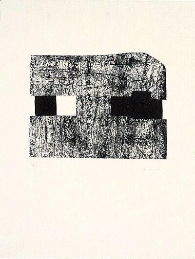 """Eduardo Chillida, 'Untitled (from the portfolio """"Für die Pinakothek der Moderne"""")', 1994"""