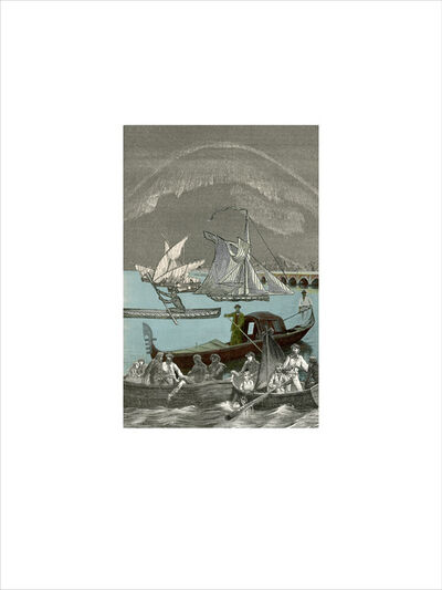 Peter Blake, 'Venice - 'Collision'', 2009