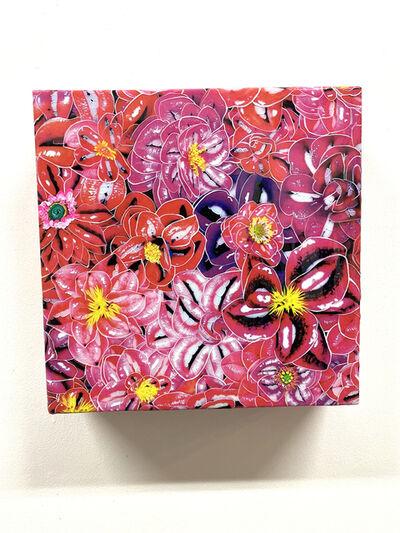 Tetsutaro Kamatani, 'PROLIFERATION- FLOWER LIPS', 2020