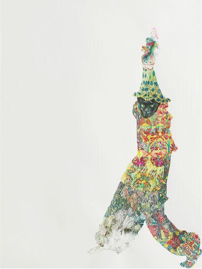 Helen Feifel, 'Entwurf für ein Cocktailkleid', 2019