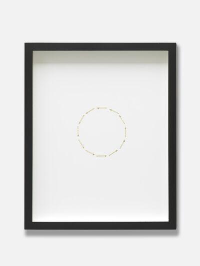 Alicja Kwade, 'In Circles (12h)', 2017