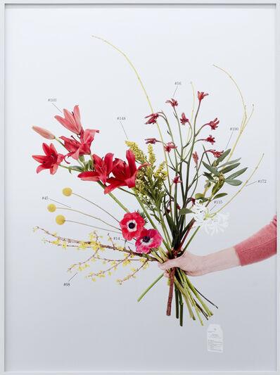 Natalie Czech, 'A Critic's Bouquet by Peter Scott for Fischli & Weiss', 2015