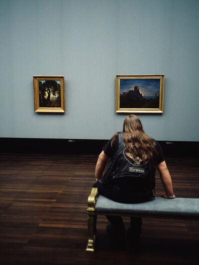 Ralf Schmerberg, 'Deutsche Romantik, Alta Nationalgalerie Berlin, Germany', 2002