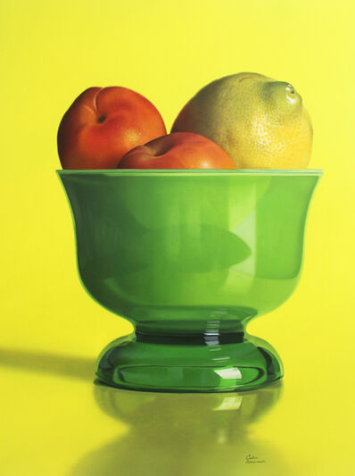 Carlos Bruscianelli, 'Still Life with Green Bowl', 2020