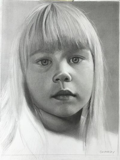 Dirk Dzimirsky, 'Unfinished Drawing Demonstration #7', 2012