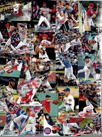 Michael Anderson, 'Baseball Armageddon (Warm-up)', 2018