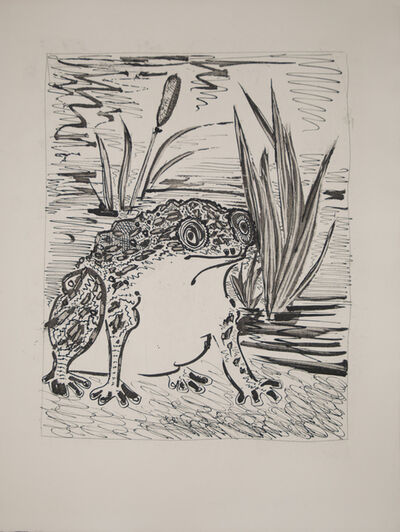 Pablo Picasso, 'Le Crapaud (The Toad)', 1936
