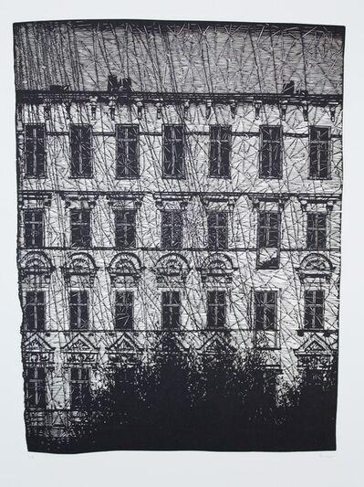 Nicolas Poignon, 'Facade - Un soir', 2008