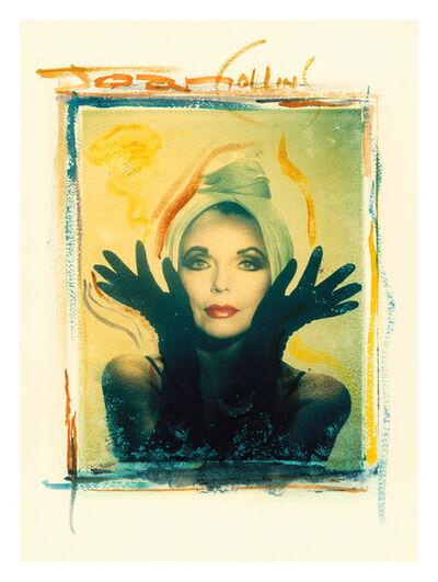 Gary Bernstein, 'Joan Collins', 1990