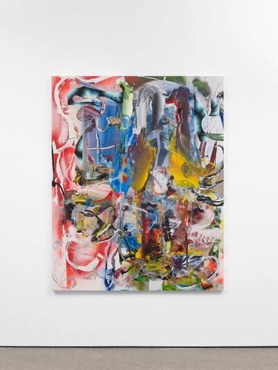 Liam Everett, 'Untitled (ear of grain/twice return)', 2020