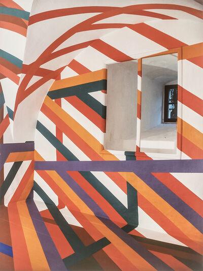 Dóra Maurer, 'Space Fragment, Buchberg', 1982