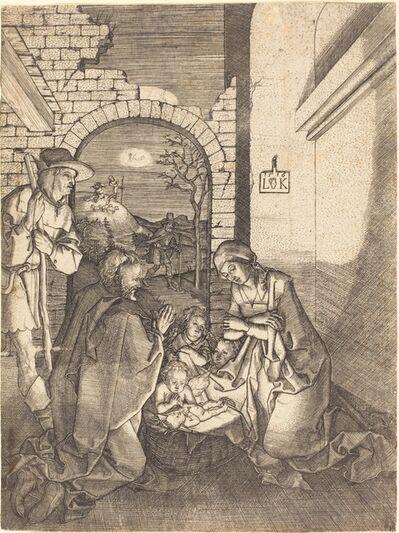 Ludwig Krug, 'The Nativity', 1516