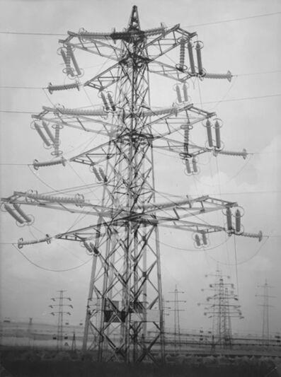 Elfriede Stegemeyer, 'Untitled (Electrical Lines)', ca. 1938