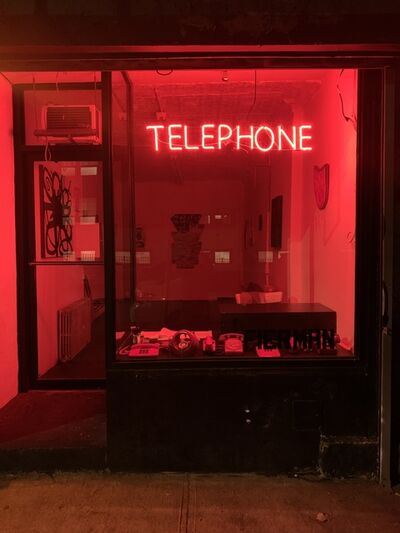 Nora Griffin, 'RED TELEPHONE', 2020