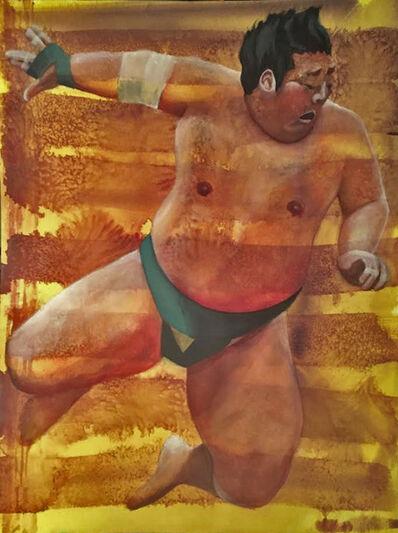 Barbara Herzfeld, 'Sumo 19', 2016