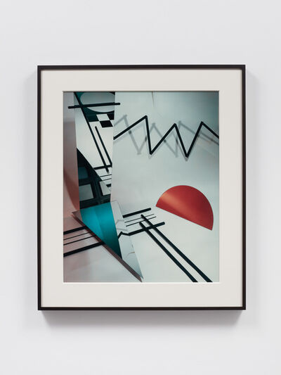 Barbara Kasten, 'Construct PC III-A', 1981