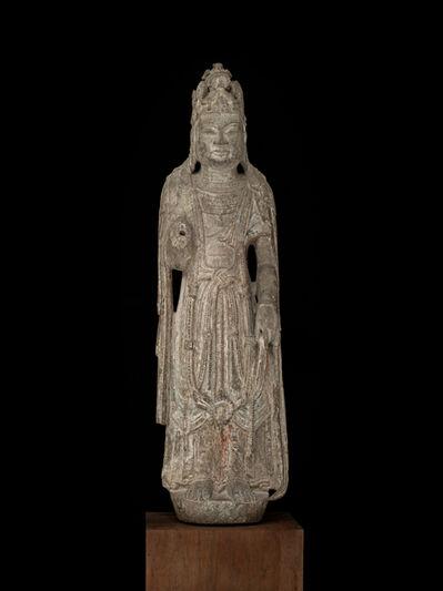 'Standing Bodhisattva', 6th-7th century