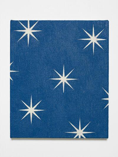 David Austen, 'Little Ocean (Prussian blue)', 2021