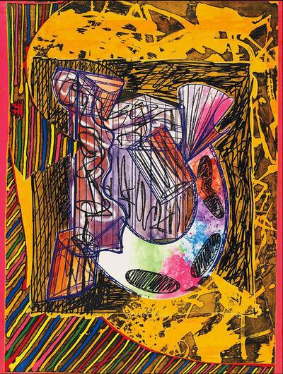 Frank Stella, 'Bene come il sale', 1989
