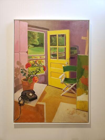 Alice Forman, 'Studio Floor', 1970
