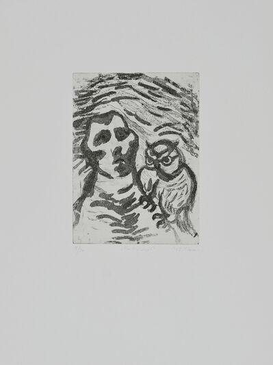 Maria Lassnig, 'Die Weisheit', 1987